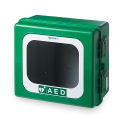 Groene Arky AED kast kunststof