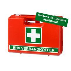 Verbandkoffer conform richtlijnen Oranje Kruis 2016