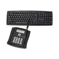 Smartcall terminal met toetsenbord