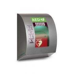 Sixcase SC1340 AED buitenkast met pincodeslot