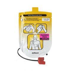 Trainingselektroden Defibtech Lifeline AED