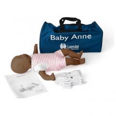 Laerdal Baby Anne donker