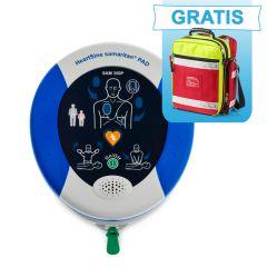 HeartSine Samaritan PAD 350P met gratis tas