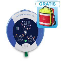HeartSine Samaritan PAD 360P met gratis tas
