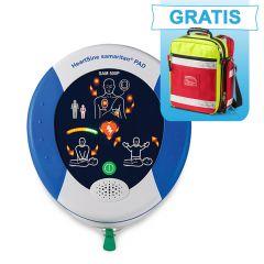 HeartSine Samaritan PAD 500P met gratis tas