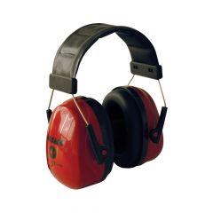M-Safe gehoorkap Sonora 2 rood