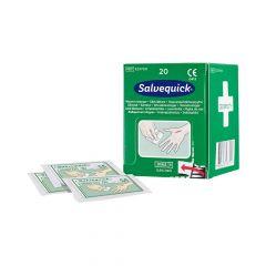 Salvequick wondreinigers 20 stuks