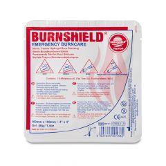 Burnshield brandwondenkompres 10 x 10cm