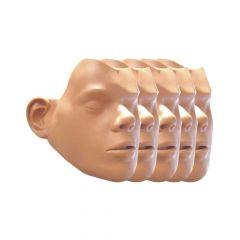 Gelaatsmaskers Ambu Man (5 stuks)