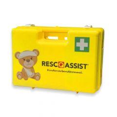 Resc-Q-Assist verbandtrommel Kinderdagverblijf