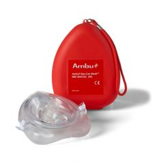 Ambu Res-Cue Mask beademingsmasker hard case