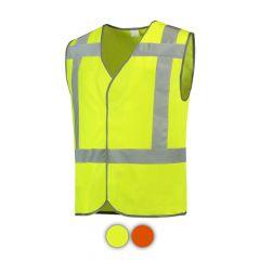 RWS Reflectievest fluor geel